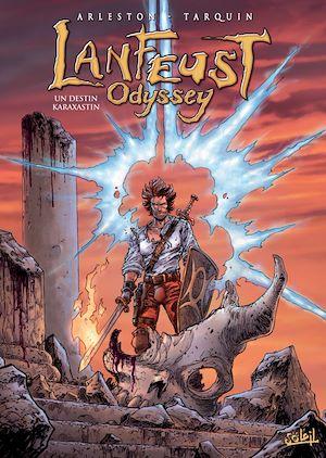 Téléchargez le livre :  Lanfeust Odyssey T10