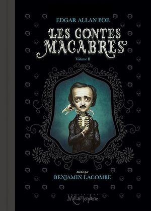Téléchargez le livre :  Les Contes macabres T02