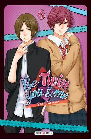 Téléchargez le livre :  Be-Twin you and me T06