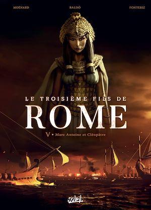 Téléchargez le livre :  Le Troisième Fils de Rome T05