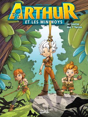 Téléchargez le livre :  Arthur et les minimoys T01