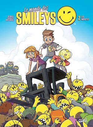 Téléchargez le livre :  Le Monde des Smileys T02