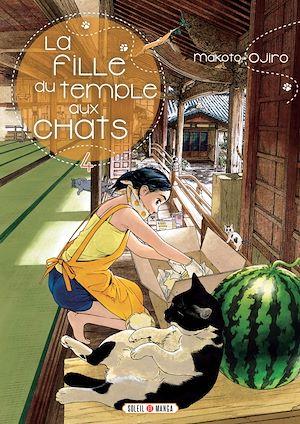 Téléchargez le livre :  La Fille du Temple aux Chats T04