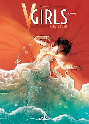 Téléchargez le livre :  V-Girls l'oeil du diable T01