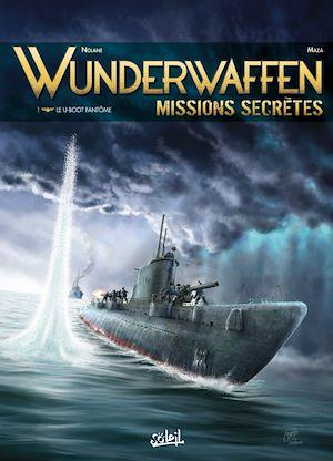 Téléchargez le livre :  Wunderwaffen Missions secrètes T01