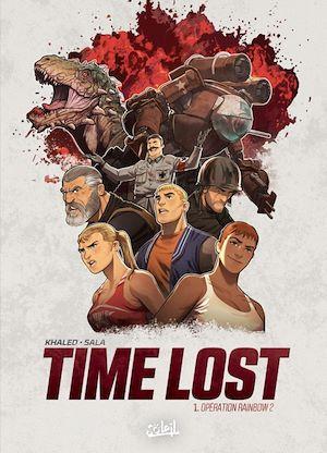 Téléchargez le livre :  Time Lost T01