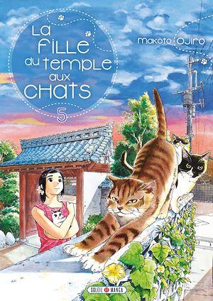 Téléchargez le livre :  La Fille du Temple aux Chats T05