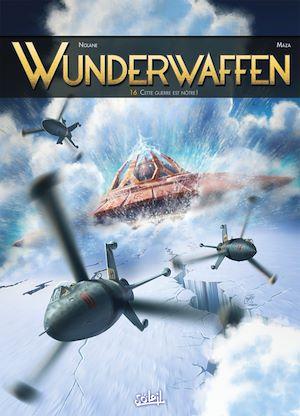 Téléchargez le livre :  Wunderwaffen T16