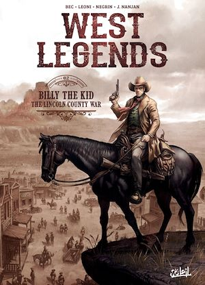 Téléchargez le livre :  West Legends T02