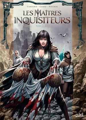 Téléchargez le livre :  Les Maîtres Inquisiteurs T15