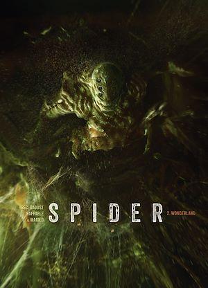 Téléchargez le livre :  Spider T02