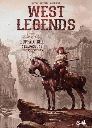 Téléchargez le livre :  West Legends T04