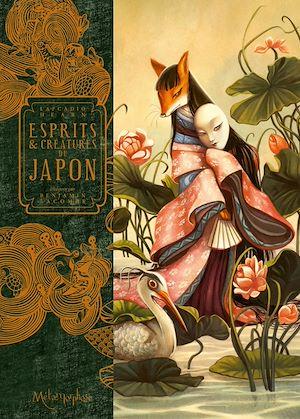 Téléchargez le livre :  Esprits & Créatures du Japon