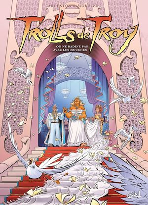 Téléchargez le livre :  Trolls de Troy T25