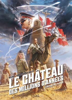 Téléchargez le livre :  Le Château des millions d'années T01