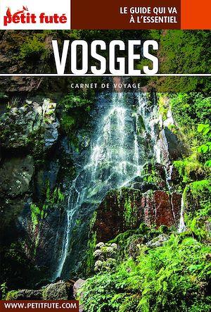 Téléchargez le livre :  Vosges 2020/2021 Petit Futé