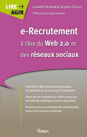 Téléchargez le livre :  e-Recrutement à l'ère du Web 2.0 et des réseaux sociaux