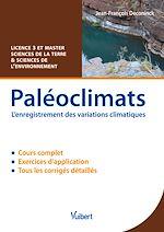 Télécharger le livre :  Paléoclimats