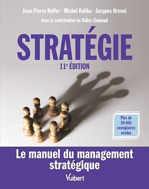 Téléchargez le livre :  Stratégie