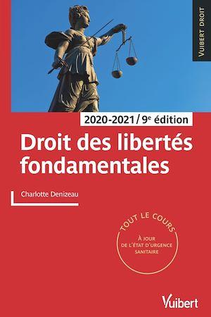 Téléchargez le livre :  Droit des libertés fondamentales 2020/2021