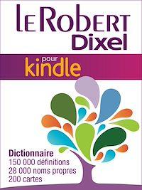 Télécharger le livre : Le Robert Dixel pour Kindle