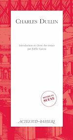 Télécharger le livre :  Charles Dullin