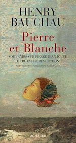 Télécharger le livre :  Pierre et Blanche