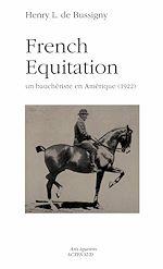 Télécharger le livre :  French Equitation