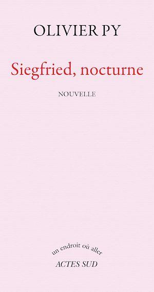 Téléchargez le livre :  Siegfried, nocturne