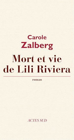 Téléchargez le livre :  Mort et vie de Lili Riviera