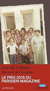 Télécharger le livre : Ma part de Gaulois