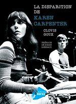 Télécharger le livre :  La Disparition de Karen Carpenter