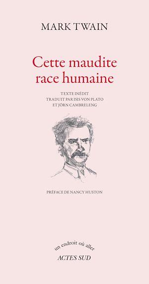 Téléchargez le livre :  Cette maudite race humaine
