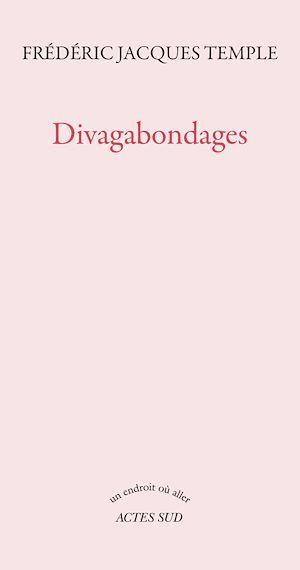 Téléchargez le livre :  Divagabondages