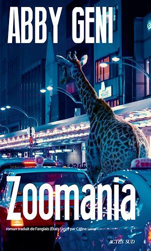 Téléchargez le livre :  Zoomania