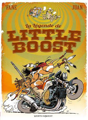 Téléchargez le livre :  La légende de Little Boost