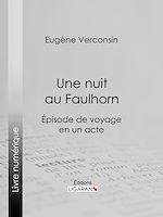 Télécharger le livre :  Une nuit au Faulhorn
