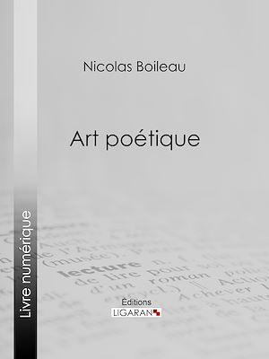 Téléchargez le livre :  Art poétique