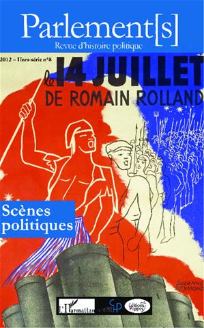 Téléchargez le livre :  Scènes politiques