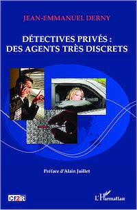 Télécharger le livre : Détectives privés : des agents très discrets
