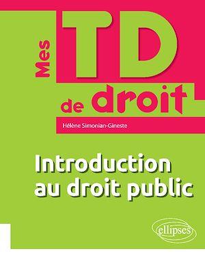 Téléchargez le livre :  Introduction au droit public