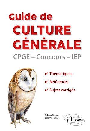 Téléchargez le livre :  Guide de culture générale
