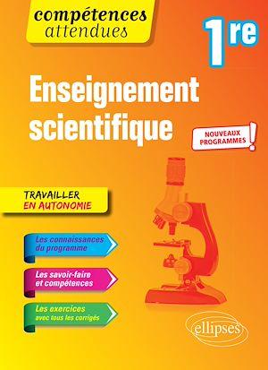 Téléchargez le livre :  Enseignement scientifique - Première - Nouveaux programmes
