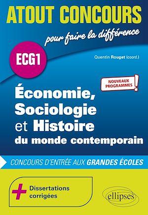Téléchargez le livre :  Économie, Sociologie et Histoire du monde contemporain - ECG1 - Nouveaux programmes