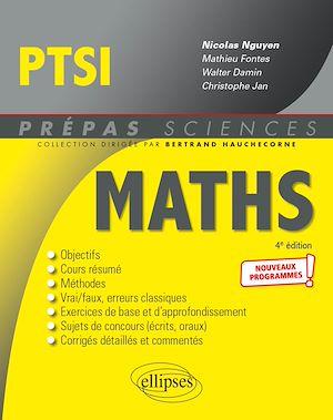 Téléchargez le livre :  Mathématiques PTSI - Nouveaux programmes - 4e édition