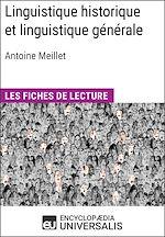 Télécharger cet ebook : Linguistique historique et linguistique générale d'Antoine Meillet