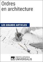 Télécharger cet ebook : Ordres en architecture (Les Grands Articles)