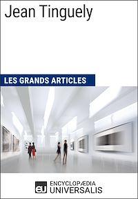 Téléchargez le livre numérique:  Jean Tinguely