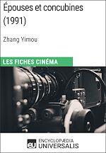 Télécharger cet ebook : Épouses et concubines de Zhang Yimou