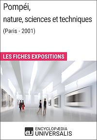 Télécharger le livre : Pompéi, nature, sciences et techniques (Paris - 2001)